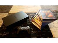 Playstation 2 Plus 10 Games