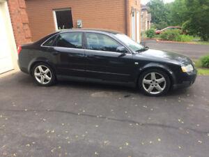 2002 Audi A4 Sport Premium Quattro 3.0L 6-Speed Manual