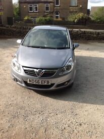 2006 Vauxhall Corsa 1.2 petrol ,100k milaga with new head Gaskit and water pump ,12 month mot