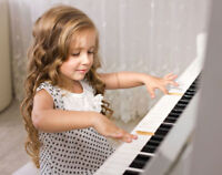 Piano lessons in house, yours or mine Red Deer