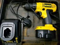 Dewalt drill mint condition