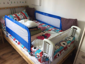 Double bedrail Summer and Others / Barriére dessus de Matelas