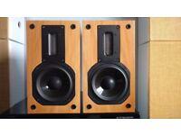 RARE Mark Levinson Red Rose Music Rosebud Studio Reference Monitor Near-field Audiophile Speakers