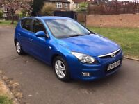 Hyundai i30 1.6 CRDi Comfort 5dr, 6 MONTH FREE WARRANTY, AUX, USB, 2 OWNER, FULL SERVICE HISTORY