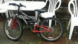 Apollo FS24 Junior Mountain Bike