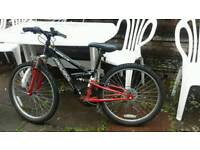Apollo FS24 Junior Mountain Bike