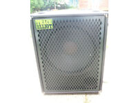 Trace Elliot 1 x 15 300 watt bass cabinet