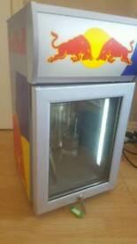 Red Bull Display Mini Fridge/Cooler