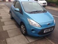 2012 61reg Ford Ka 1.25 Edge Blue Low Miles Bargain 🌟⭐️🌟⭐️🌟