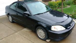 1999 Civic SIR EM1 B16A2