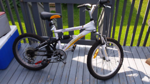 Boy or girl bike asking 75$