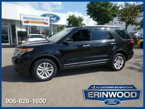 2014 Ford Explorer XLT6CYL/LTHR/PROOF/NAV/BLIS/REV CAM