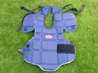 OBO Hockey Goalkeeping Chest Guard – Size Medium
