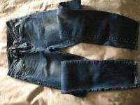 Karen Millen size 8 jeans