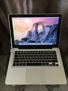 "Great Condition 13"" Apple MacBook Pro 2.4GHz"