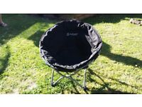 2 kids Outwell camping chairs