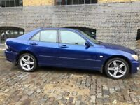 Lexus IS 200 automatic cheap runner not Ford Focus