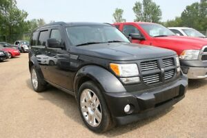 2010 Dodge Nitro SXT 4x4 Leather Sunroof