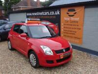 SUZUKI SWIFT 1.4 GL, Red, Manual, Petrol, 2009 Only 41K Miles Service history,