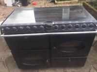 Belling forgemaster range cooker 6 gas burners 4 oven