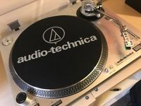 Audio Technica LP-120 Turntable - Used