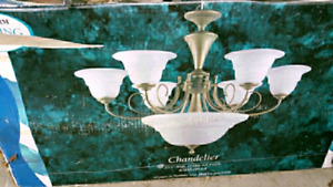 Chandelier - New in Box