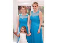 Two bridesmaid dresses. 2 for £45