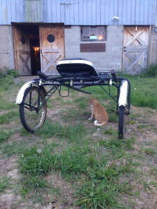 Horse Driving Cart(Sulky) $300.00 OBO