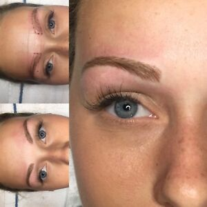 MICROBLADING & Waxing Services