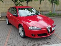 2006 Alfa Romeo 147 1.6 TS Lusso 3dr - Serviced, MOTed 12months, New Cambelt