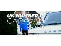 """UK""""S NO1 CARAVAN BUYER !!!"""