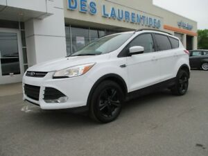 2015 Ford Escape SE CUIR/CAMERA RECUL/1.9% À PARTIR