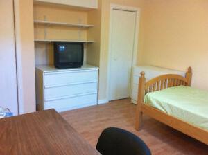 Chambres à 2 pas de l'université Laval