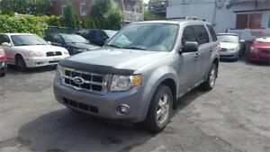 2008 FORD ESCAPE 4WD AUTOMATIQUE 4 CYLINDRES TOIT AC MAGS