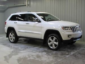 Jeep Grand Cherokee Overland 4 WD *DVD-CUIR-TOIT*