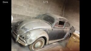 Wanted - air cooled VW Beetle project