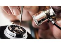Watch retailer looking for part time watchmaker to repair problematic watches.