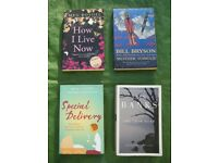 Four Novels of Modern Times - All 4 for £3.00