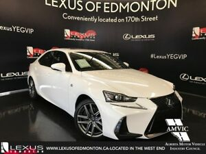 2017 Lexus IS 350 F Sport AWD