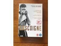 Paul Gascoigne DVD