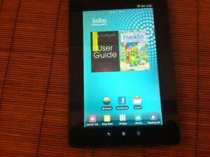 eReader Kobo K080 [Black] WiFi