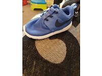 Nike boys trainers size 6.5 toddler used but in good condition