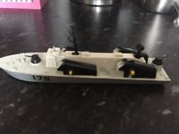 Dinky OSA2 Missile Boat