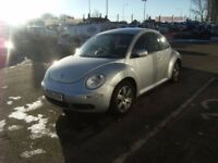 2008 08 VOLKSWAGEN BEETLE 1.6 LUNA 8V 3D 101 BHP **** GUARANTEED FINANCE **** PART EX WELCOME ****