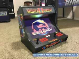 The Home Arcade Bartop Cabinet with over 7,100 games & Warranty