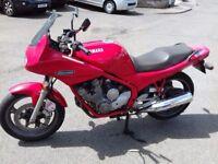 Yamaha XJ600 Diversion. Long MOT. Good Runner ( relisted 23 July 17 due to tyre kicker)