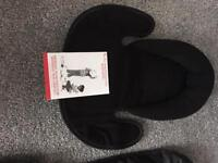 Silver Cross Ventura Plus car seat with instructions with isofix base.