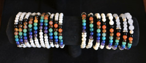 CHAKRA BALANCING Chrystal Bracelets