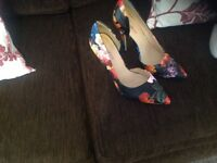 Shoes size 6 from just fab