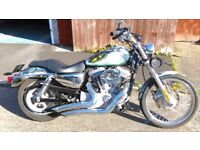 Harley Davidson Sportster - XL883C - REDUCED!!